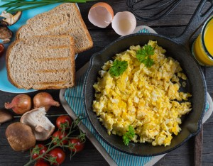 Colazione salata: perché provarla