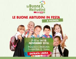 """""""Le Buone Abitudini in Festa"""" arrivano a Vicenza"""