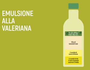 Emulsione alla valeriana