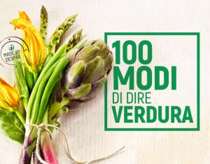 """Il ricettario """"100 modi di dire verdura"""" sta arrivando"""