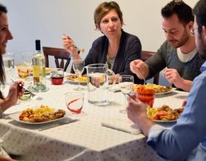 Il piatto unico e gli amici