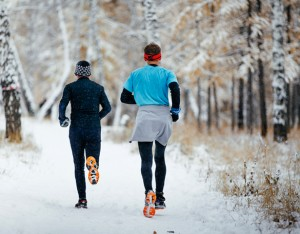 Consigli per correre in inverno