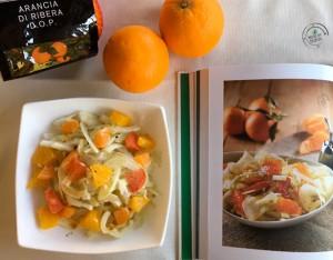 In cucina con la Redazione: come preparare l'insalata di finocchi e agrumi. Tutti i consigli