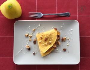 In cucina con la Redazione: come preparare le crêpes con mele al forno