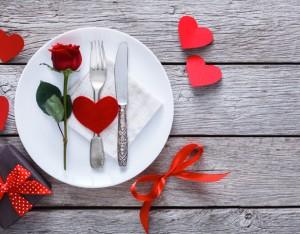 Buon San Valentino… con il piatto unico!