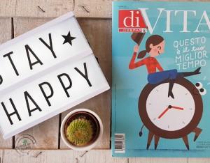 Benvenuta primavera, benvenuto Di Vita magazine