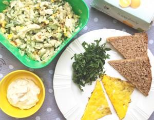 In cucina con la Redazione: come preparare il club sandwich integrale con asparagi e tacchino