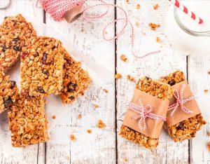 La colazione è più buona con la granola. Preparala anche tu!