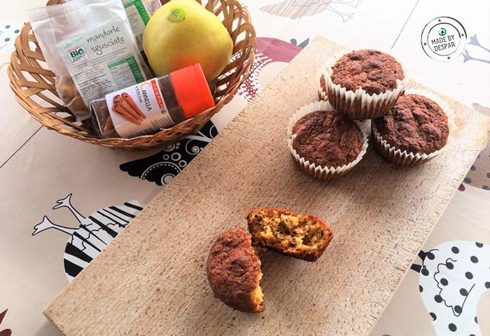 In cucina con la Redazione: come preparare i muffin proteici con mele, ricotta e olio di oliva