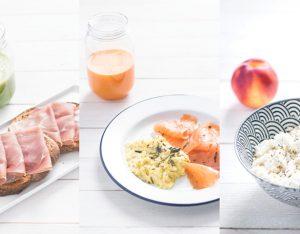 Video-ricetta: 3 idee per la colazione salata e sana