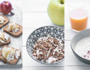 Video-ricetta: 3 idee per la colazione dolce e sana
