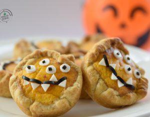 3 ricette (da paura) per Halloween