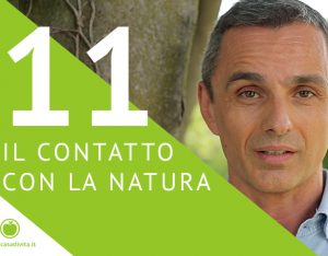 Happy New Day! – 11^ puntata: il contatto con la natura