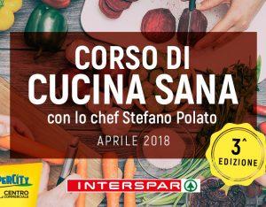 Corso di Cucina Sana: al via la 3^ edizione!