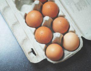 5 benefici delle uova