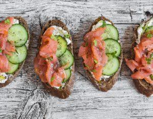 5 idee per la colazione salata estiva