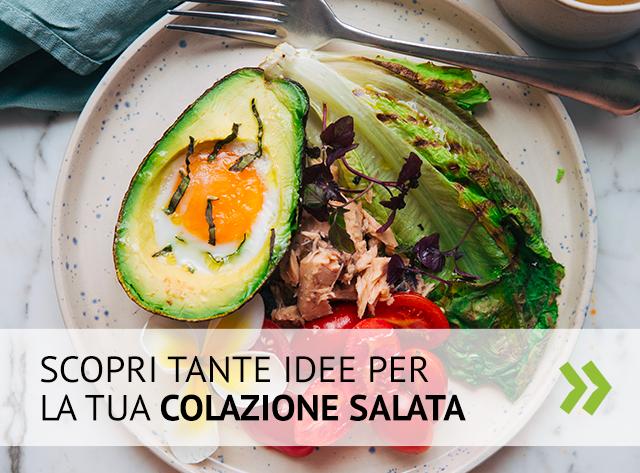Scopri tante idee facili e veloci per le tue colazioni salate