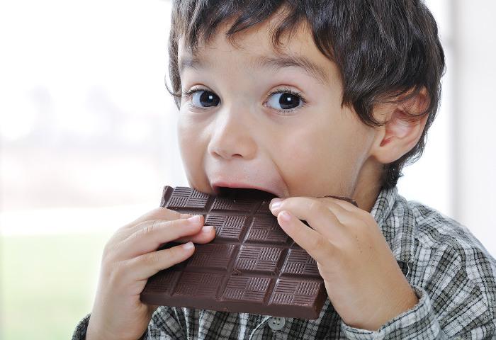 3 merende sane con il cioccolato per i tuoi bambini