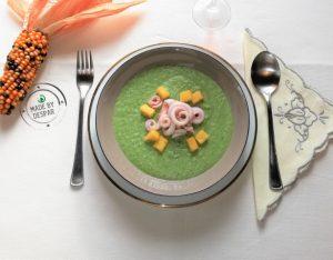 In cucina con la Redazione: come preparare la vellutata di cavolfiore e broccoli con calamari e polenta taragna