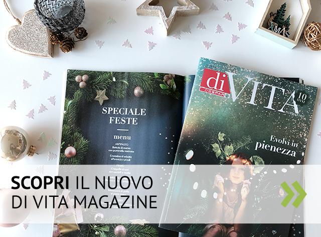 Sfoglia il nuovo Di Vita magazine di dicembre!