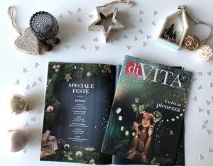È uscito il nuovo Di Vita magazine di dicembre!