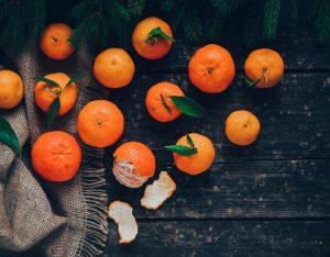 Tutti i benefici del mandarino