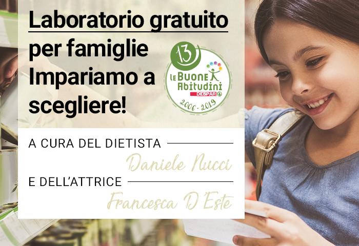 A Ferrara arriva il laboratorio gratuito per famiglie