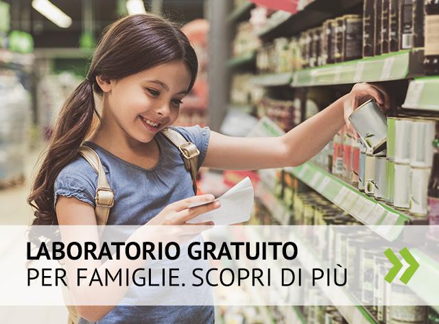 Scopri il laboratorio gratuito per famiglie a Ferrara
