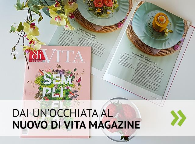 Scopri il Di Vita magazine di marzo