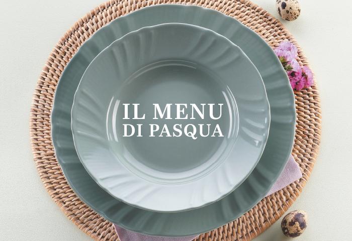 Il menu di Pasqua 2019