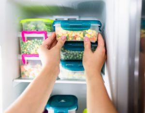 Come congelare e scongelare gli alimenti