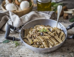 5 ricette con i funghi
