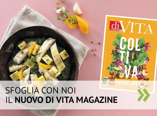 Sfoglia il nuovo Di Vita magazine di settembre