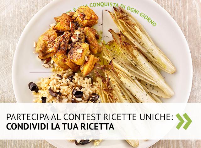 Partecipa alla sfida del piatto unico!
