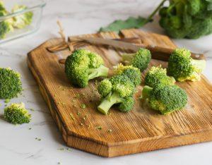 Oggi... broccoli!
