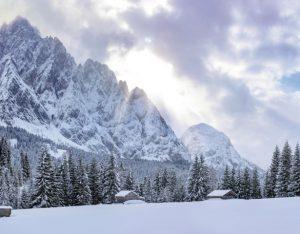 Inverno, mille sfumature di Friuli