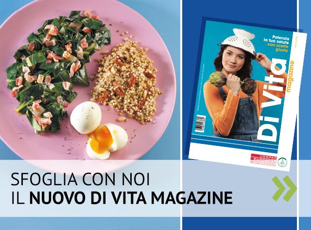 Sfoglia online il nuovo numero di Di Vita magazine