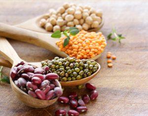 Più proteine per tutti con i legumi!