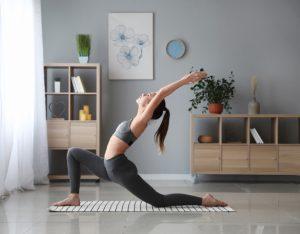 10 idee per fare attività fisica a casa