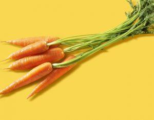 3 ricette veloci con le carote