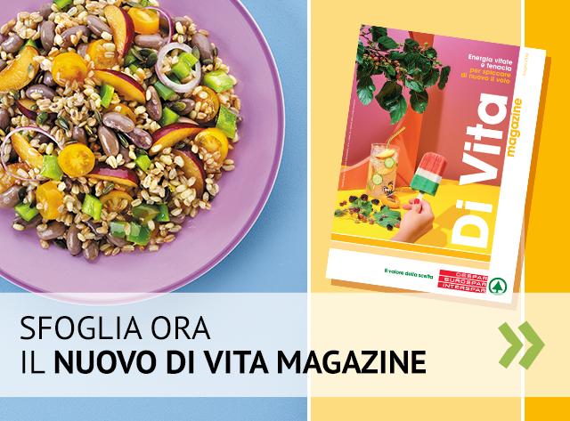 Sfoglia ora il nuovo Di Vita magazine