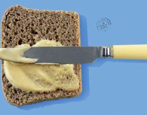 Pane da toast al riso