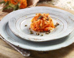 La versatilità della carota