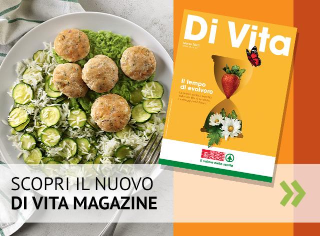 Scopri il nuovo Di Vita magazine