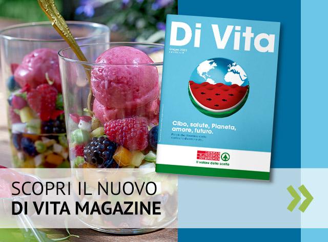 Sfoglia il nuovo Di Vita magazine di giugno 2021